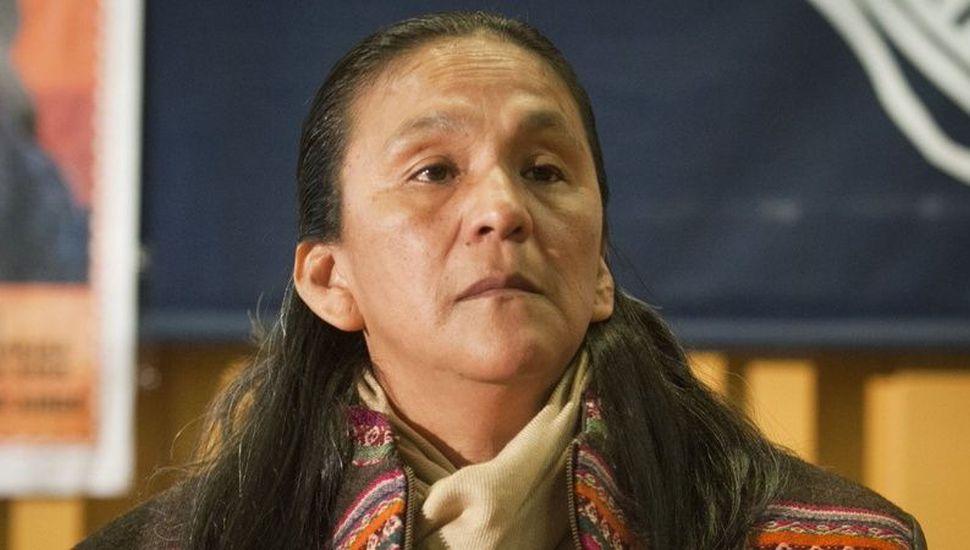 Cruces por la condena a Milagro Sala en Jujuy