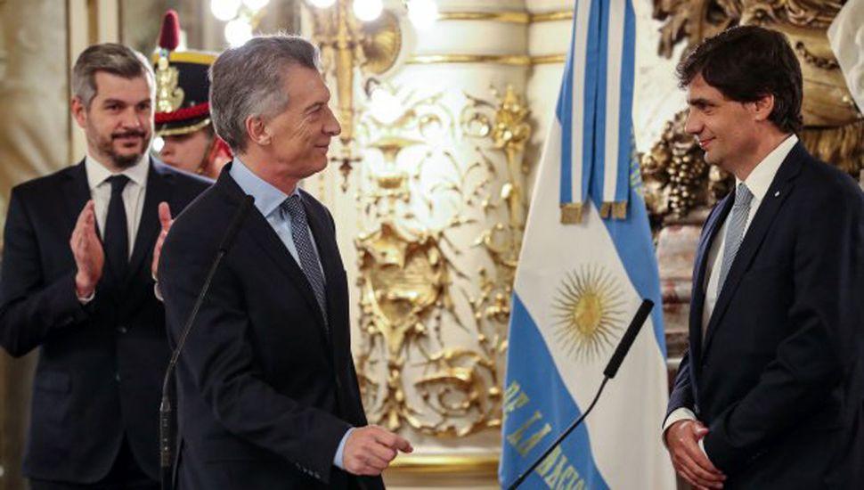 Nuevo llamado a Fernández para hablar de la economía