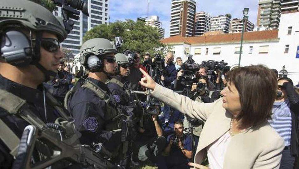 """Patricia Bullrich sobre el paro: """"Este es el verdadero riesgo país"""""""