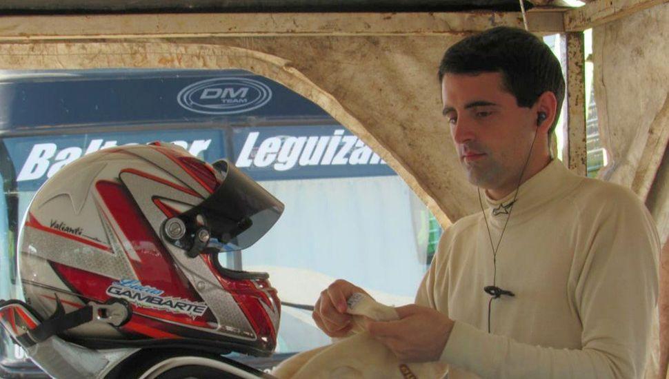 El juninense Lucas Gambarte Ponce de León viene de ganar en Río Cuarto y aspira a repetir este fin de semana en Salta.