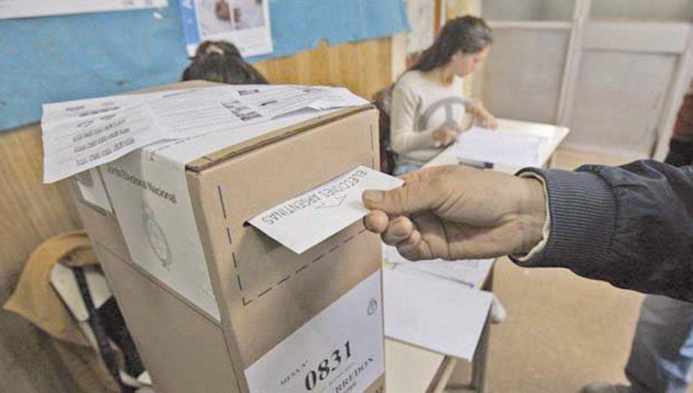 Arrancó formalmente el calendario para las elecciones del 22 de octubre