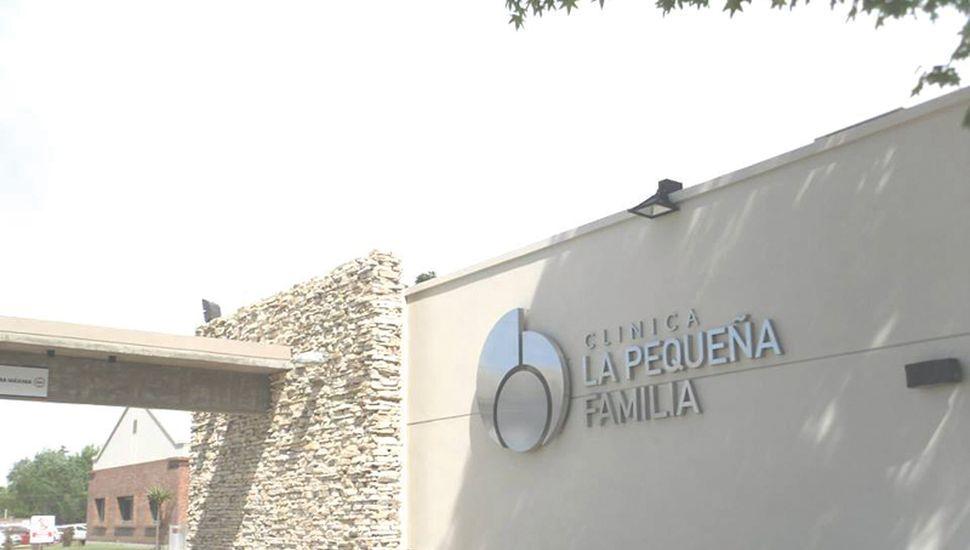 El vecino de Henderson estaba internado en La Pequeña Familia.