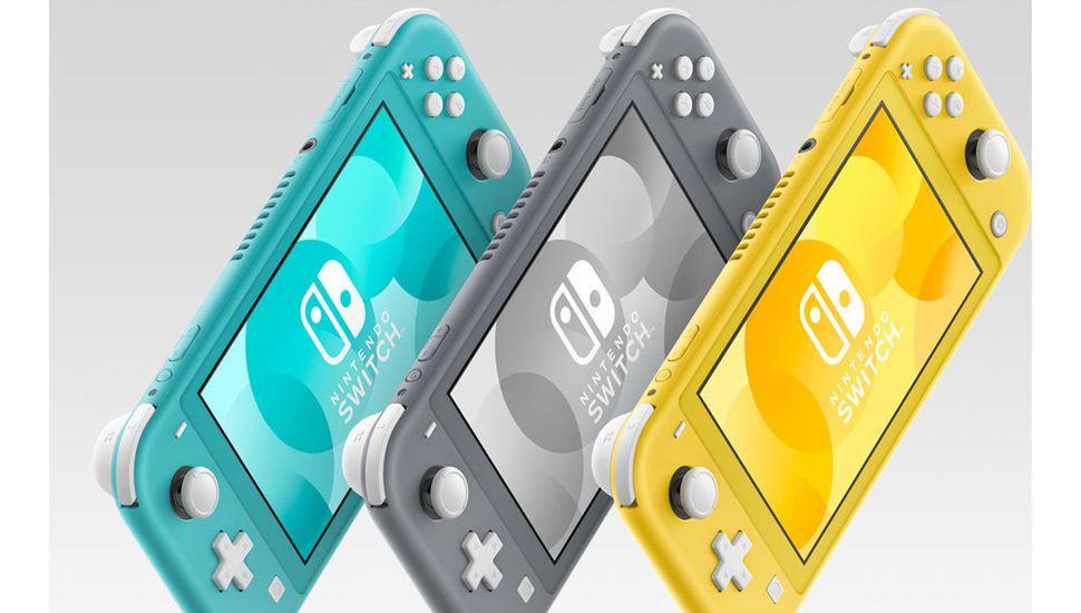 Lo que debes saber de la nueva consola portátil Switch Lite de Nintendo
