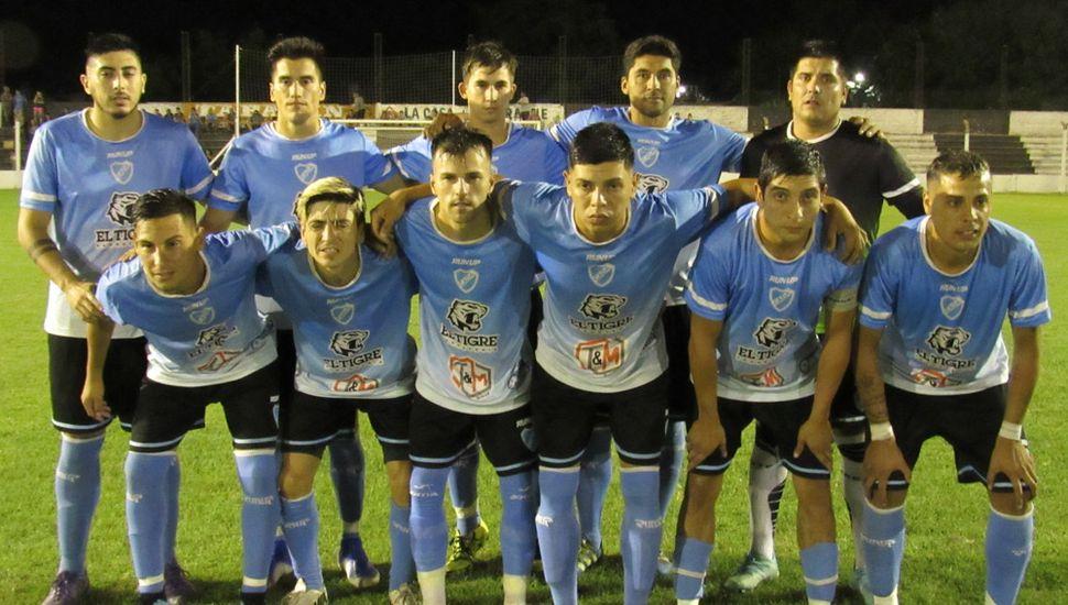 Conjunto de Defensa Argentina que logró pasar a la siguiente fase con el punto obtenido.
