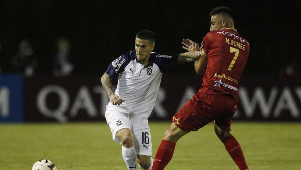 Independiente cayó ante Águilas Doradas  en Colombia por la Copa Sudamericana