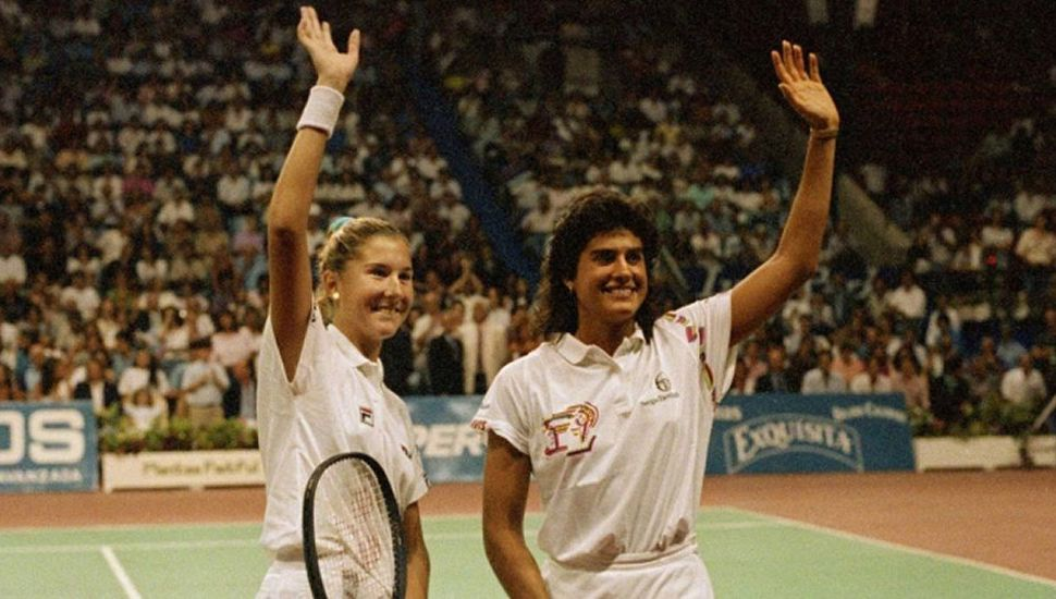 Gabriela Sabatini tenis