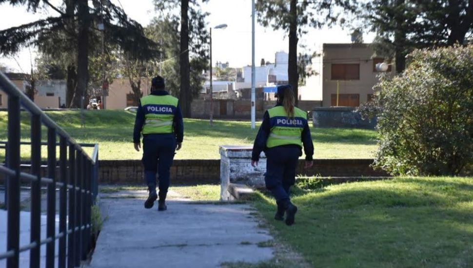 Policía Chacabuco