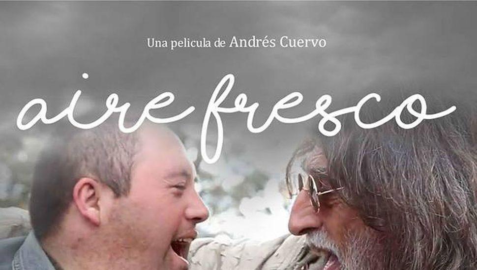 "Proyectarán el filme ""Aire Fresco"""