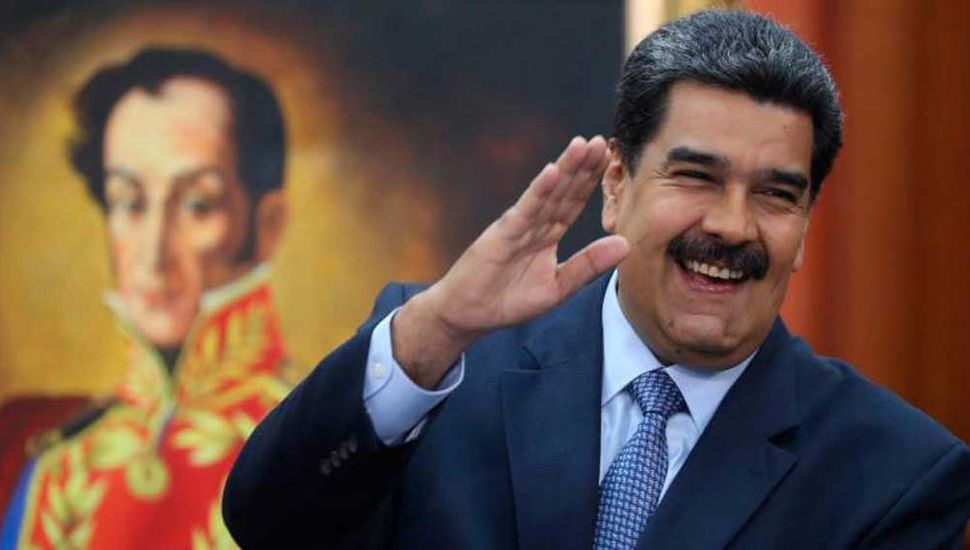 El presidente Maduro arremetió contra sus adversarios regionales.