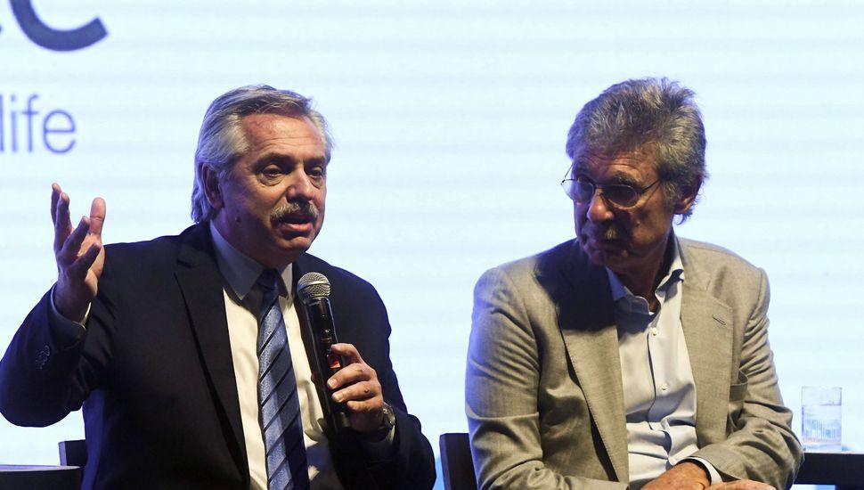 """Alberto Fernández: """"El FMI nos dio la razón"""""""