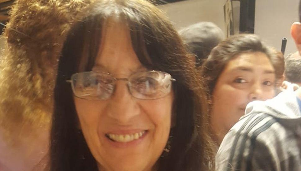 Sonia Rodríguez.