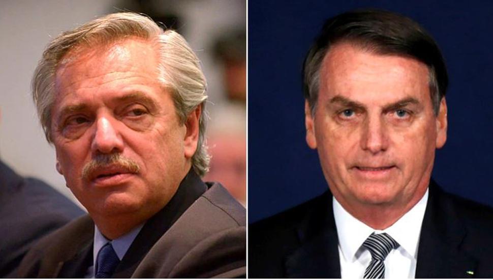 Bolsonaro envía a su vice a la asunción de Fernández