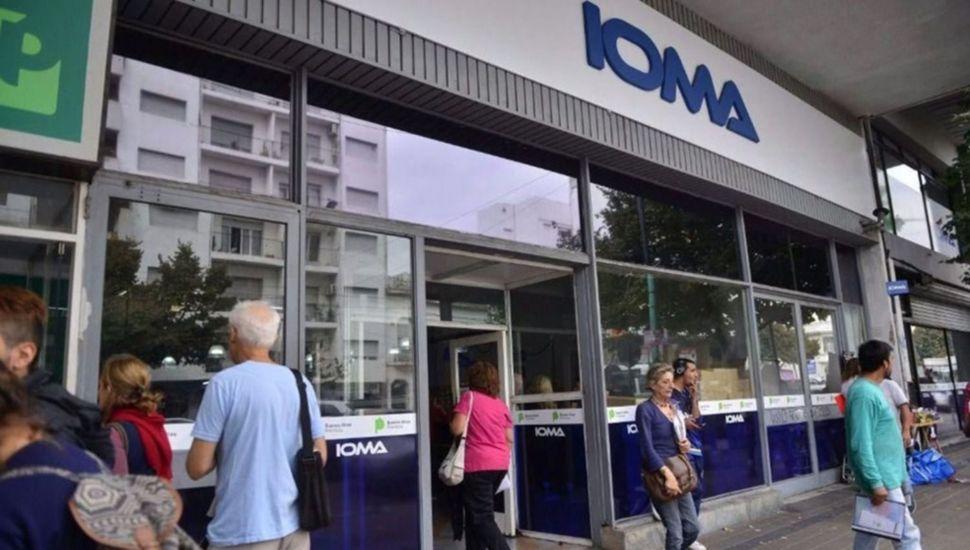 IOMA mantiene una deuda abultada con sus proveedores y esa situación afecta las prestaciones.