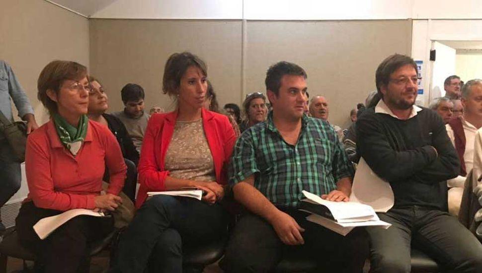 El bloque de concejales de Unidad Ciudadana reclama acciones por los talleres.
