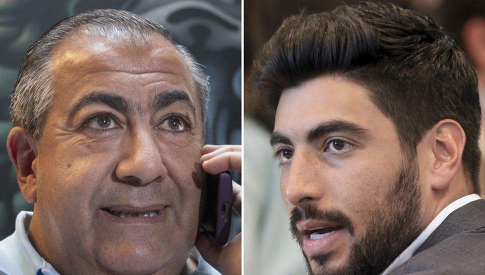 Héctor Daer y Facundo Moyano criticaron a Urtubey, Massa, Pichetto y Schiaretti.