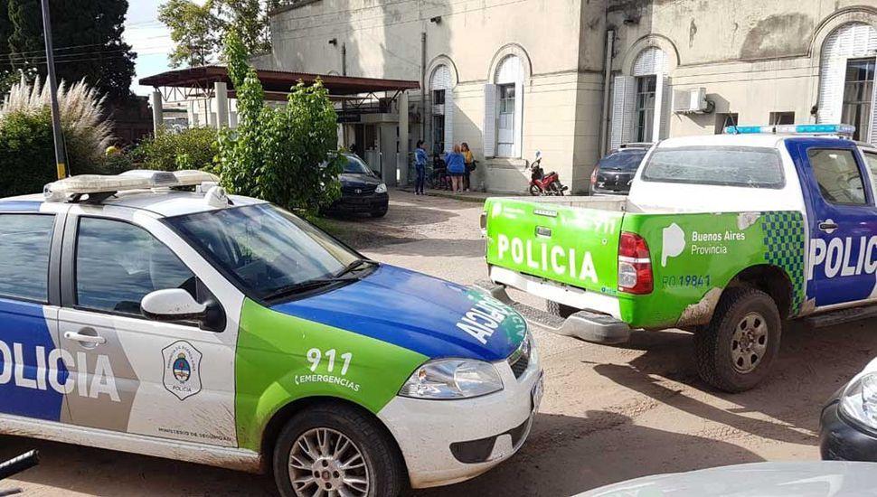 Detuvieron al hombre que atacó brutalmente a una joven en calle Italia y Ruta 188