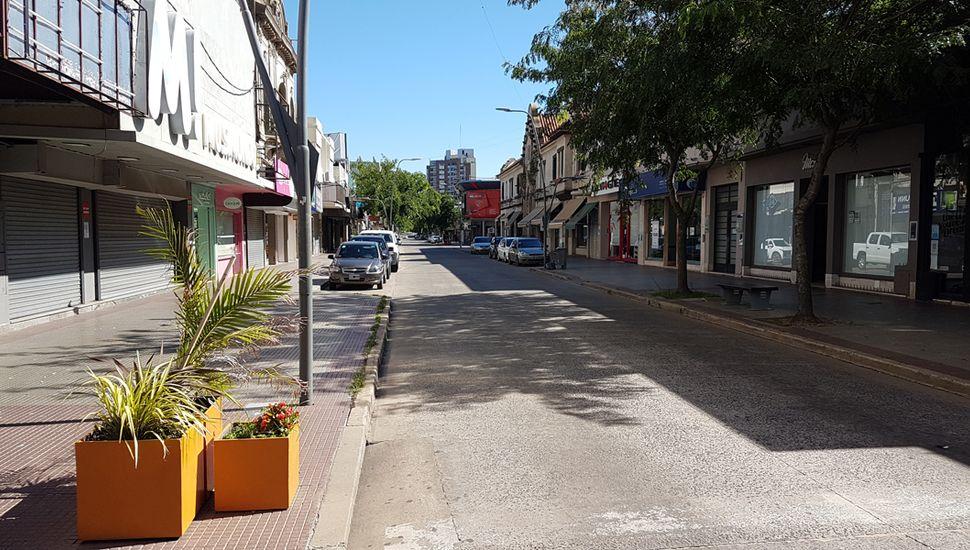 El pago de los alquileres en Sáenz Peña, con los negocios cerrados, es una poreocupación de los comerciantes.
