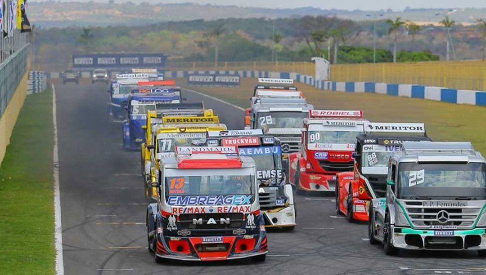 La Copa Truck se presentará junto al Top Race, el domingo 16 en el autódromo de Buenos Aires.
