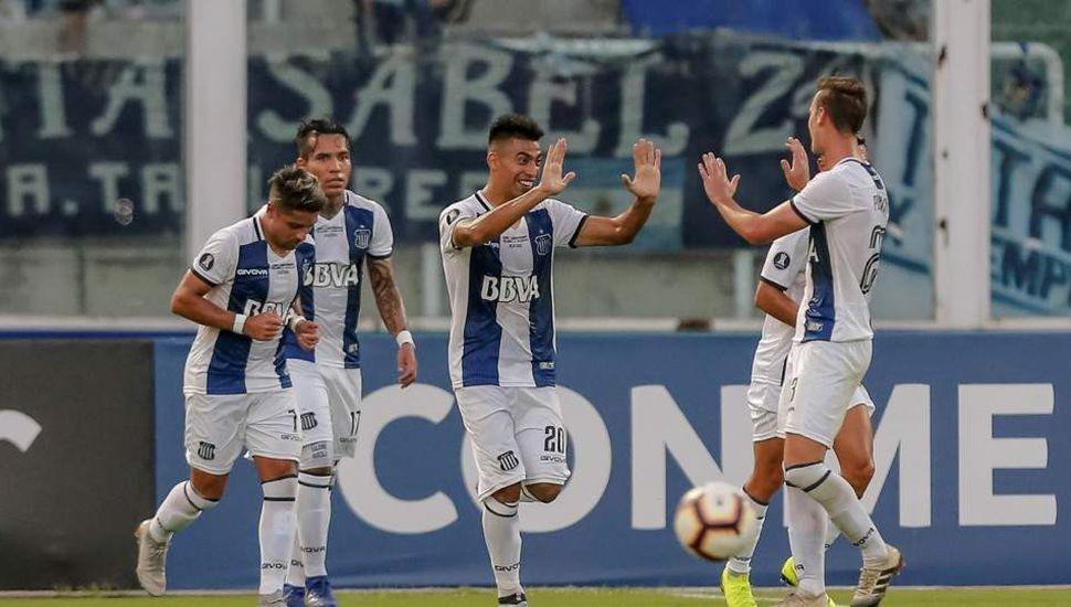 Un equipo alternativo de Talleres superó a Estudiantes de La Plata