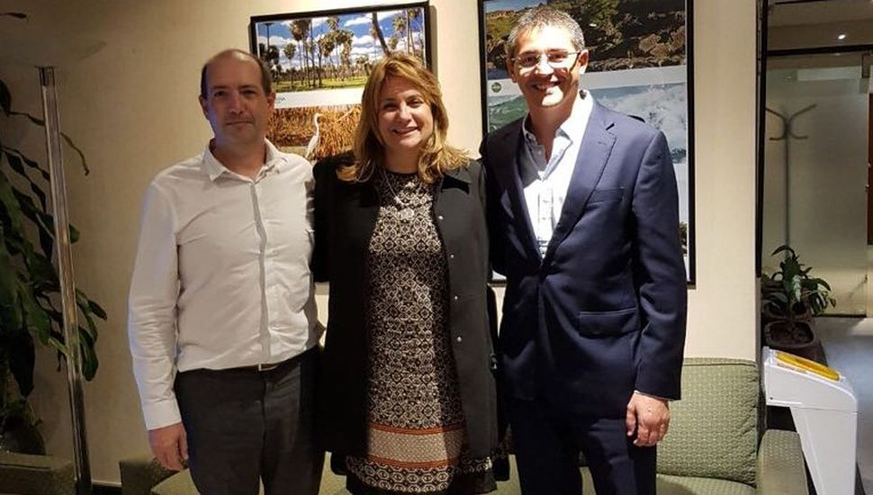 Revilla busca fomentar el turismo en Mar Chiquita
