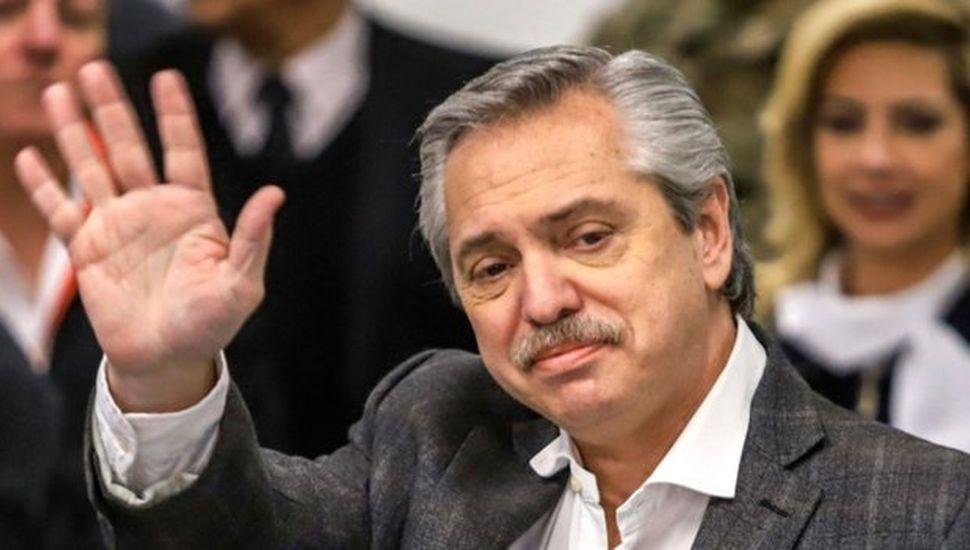 Alberto Fernández estará mañana en Junín y Chacabuco