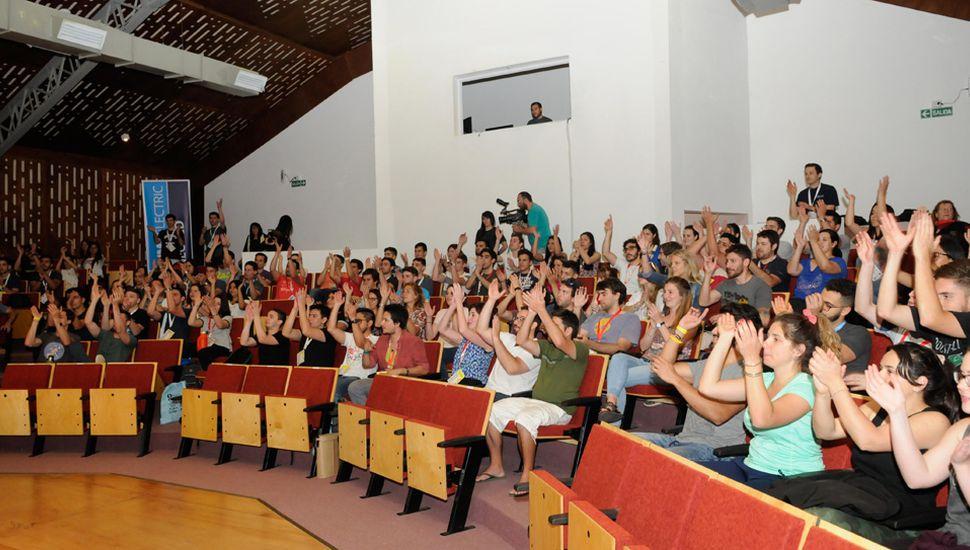 El jueves 26 quedó inaugurada la novena edición del SemEII.