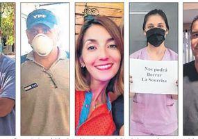 En época de pandemia: juninenses que trabajan y ponen el cuerpo a diario