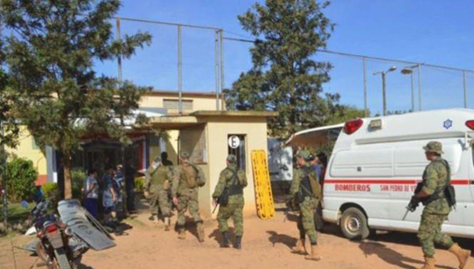 Motín en Paraguay: anunciaron la expulsión de los presos del PCC