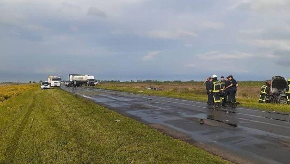 Un joven de Lincoln falleció en un accidente ocurrido en la Ruta Provincial Nº 50