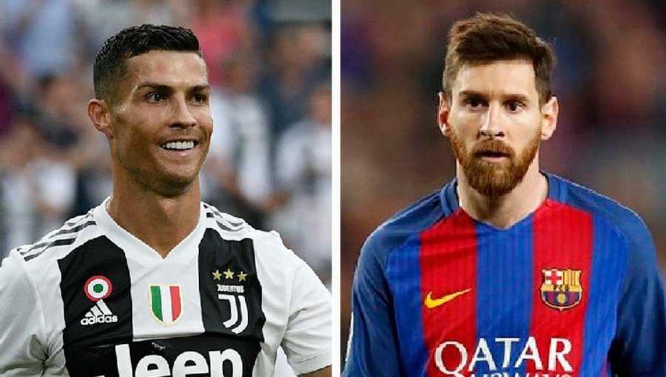 Renacer de Leo Messi y el tormento de Cristiano Ronaldo, duelo de opuestos