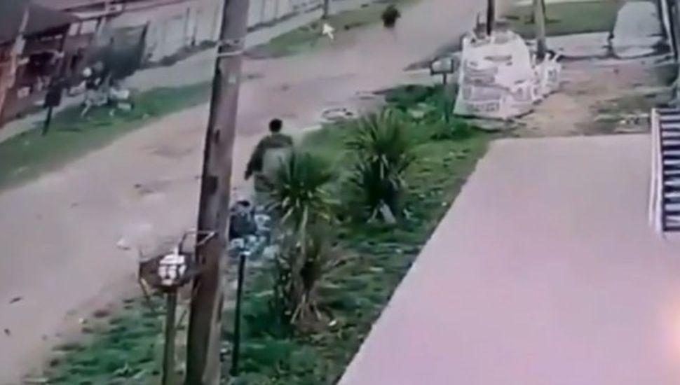Un policía se defendió a los  tiros de un intento de robo