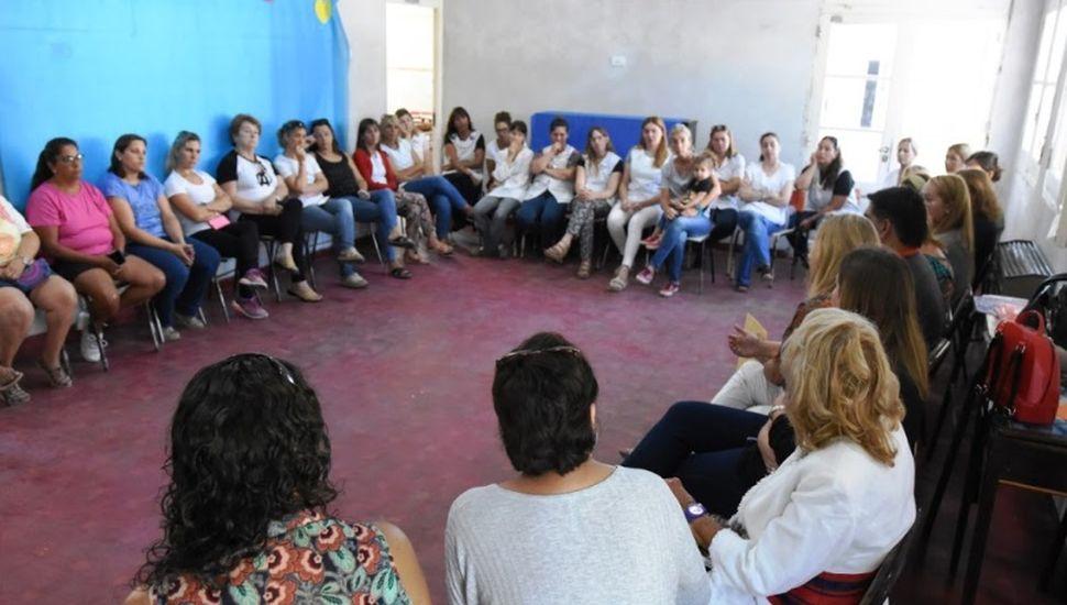 Despejan dudas sobre la situación edilicia de la Escuela Primaria Nº 12 de Arenaza