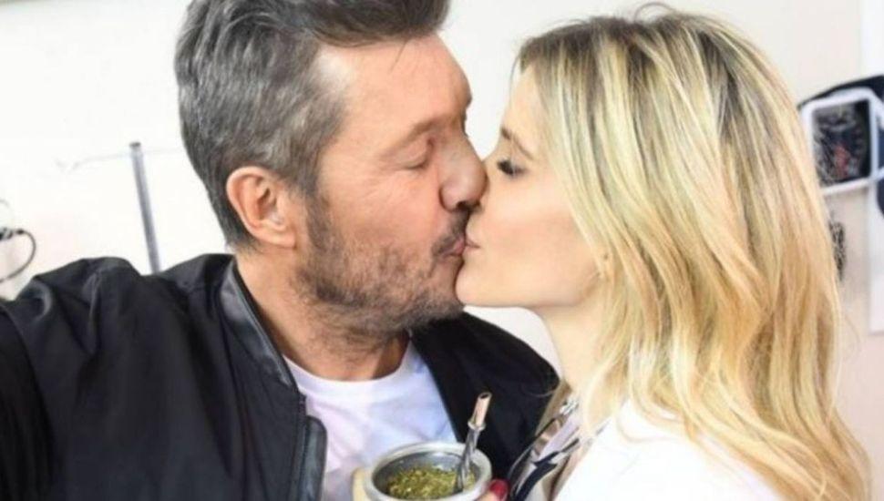 Marcelo Tinelli anunció que se separó de Guillermina Valdés