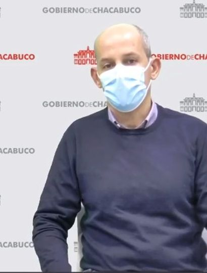 Nuevo caso positivo de Covid-19 en Chacabuco