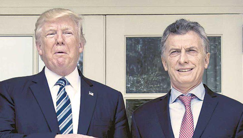 Donald Trump habló con Macri y  elogió las políticas económicas