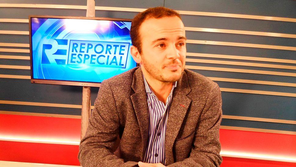 Juan Tolosa Rossini (Juntos por el Cambio).