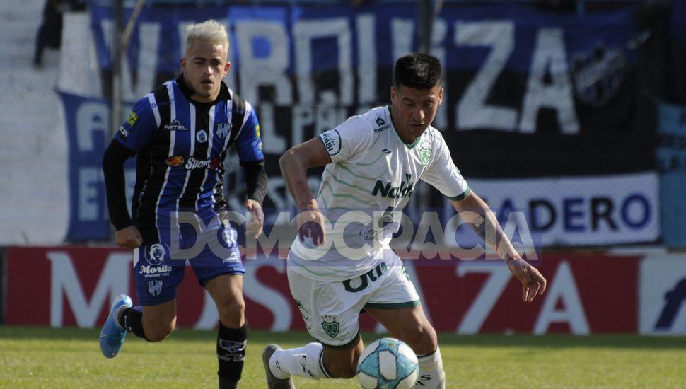 Sarmiento es el puntero de su zona tras empatar con Almagro