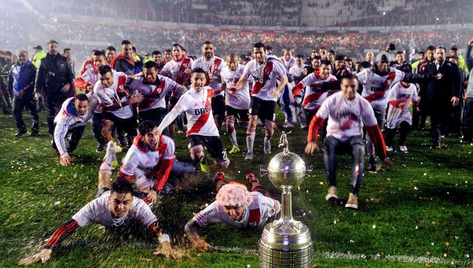 Un día como hoy, River obtuvo su tercera Copa Libertadores.