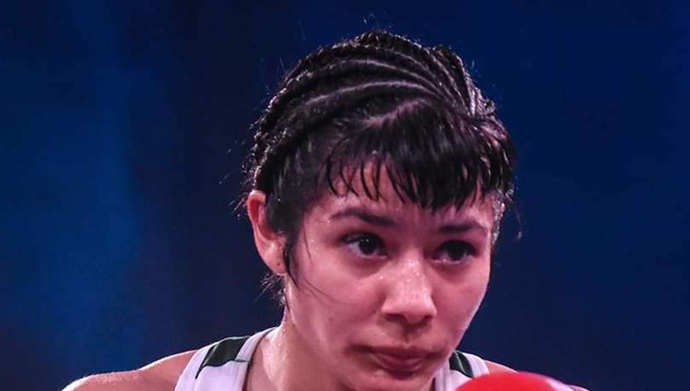"""Anahí Débora """"La Indiecita"""" López combatirá el 20 de diciembre por el título del peso mosca versión OMB."""