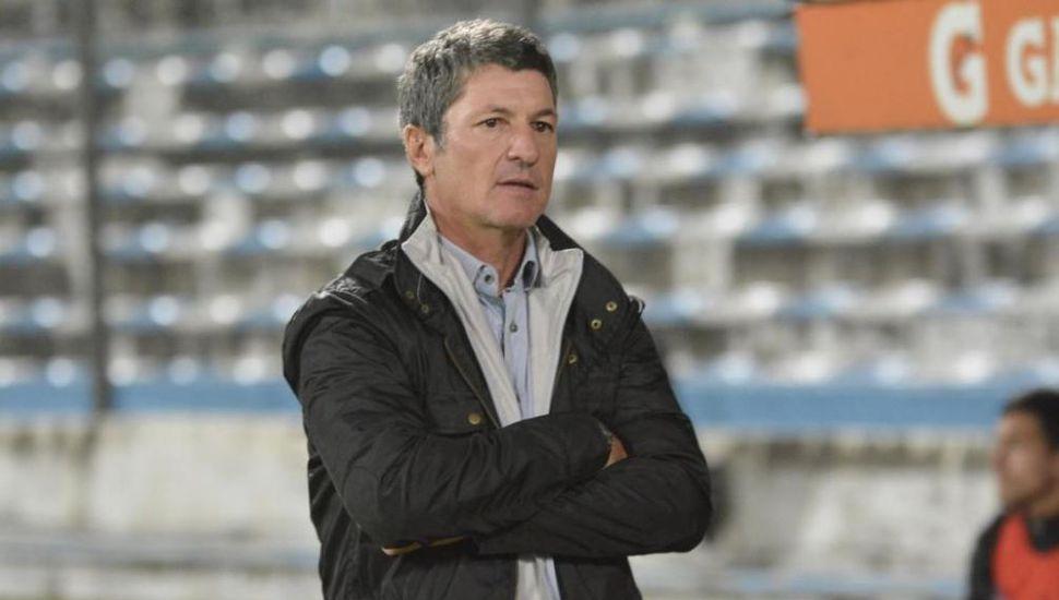 Mario Sciacqua confirmó su salida de Olimpo