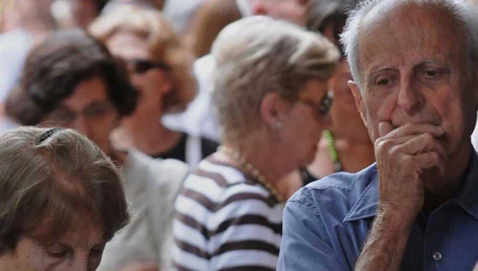 Los jubilados no deben pagar ganancias