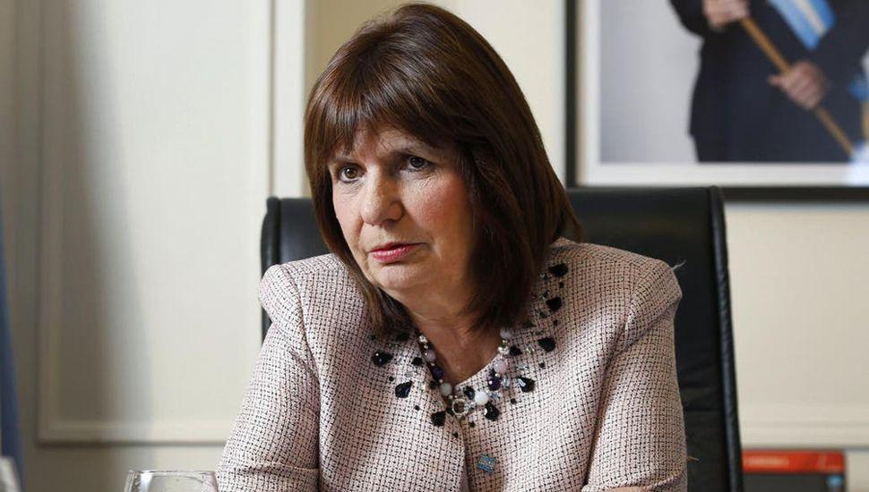 """Patricia Bullrich: """"Los puteé, no me voy a dejar prepotear"""""""