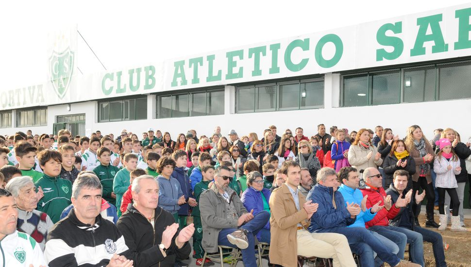 """""""Ciudad Deportiva"""", el sueño que se hizo realidad"""