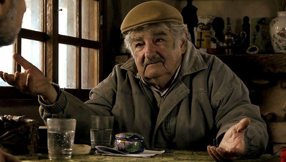 """José """"Pepe"""" Mujica, un dirigente político que divide aguas en territorio uruguayo."""