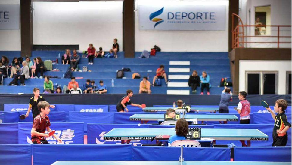 El Cenard recibirá al Sudamericano de tenis de mesa, que será clasificatorio para el Panamericano de Paraguay 2019.