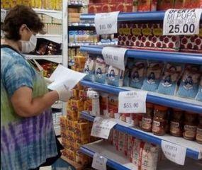 Controlan precios en comercios de Vedia