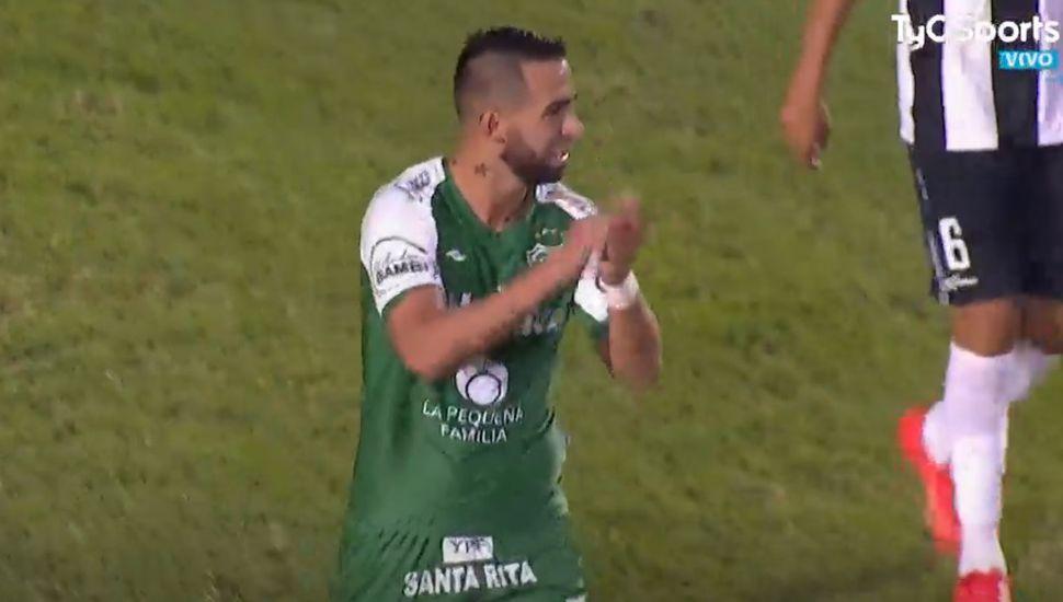 Sarmiento empata sin goles frente a Central Córdoba