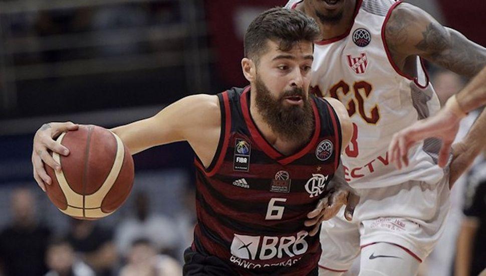 Franco Balbi basquet