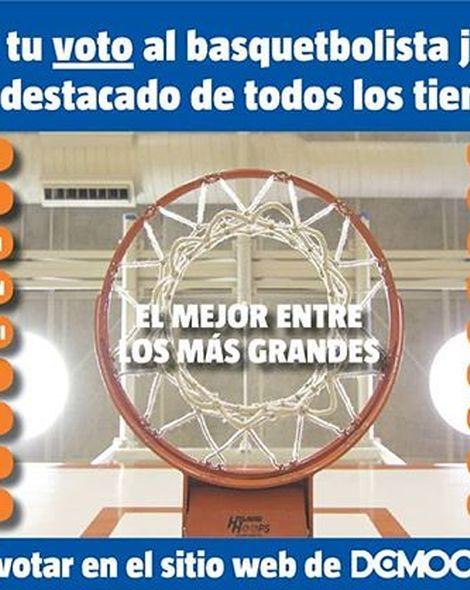 Vota al mejor básquetbolista de Junín en el sitio web de Democracia