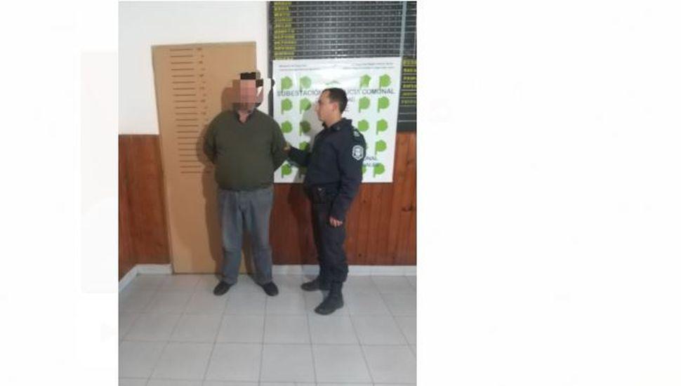 Ferré: aprehendieron a un hombre con pedido de captura